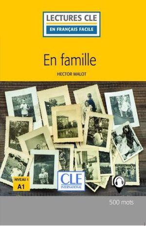 EN FAMILLE LECTURES CLE EN FRANCAIS FACILE
