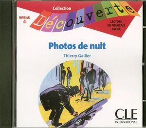 PHOTOS DE NUIT / NIVEAU 4 CD