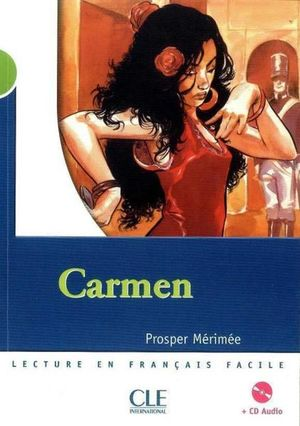 CARMEN + AUDIO CD LEVEL 2 (ENGLISH AND FRENCH)