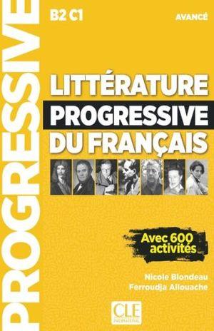 LITTERATURE PROGRESSIVE DU FRANCAIS B2 C1