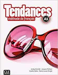 TENDANCES FLE N A1 LIBRO + DVD