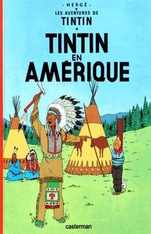 Les aventures de Tintin. Tintin en Amerique / vol. 3 / pd.