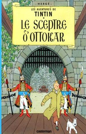 Les aventures de Tintin. Le sceptre d'Ottokar / Vol. 8 / pd.