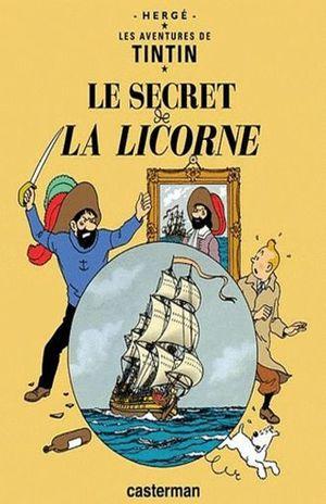 Les aventures de Tintin. Le secret la licorne / Vol. 11 / pd.