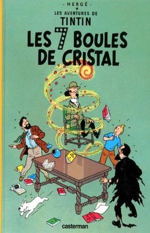 LES AVENTURES DE TINTIN. LES 7 BOULES DE CRISTAL / VOL. 13 / PD.