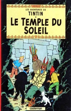 Les aventures de Tintin. Le temple du soleil / Vol. 14 / pd.