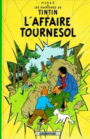 Les aventures de Tintin. L'affaire tournesol / Vol. 18 / pd.
