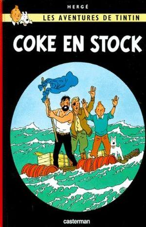 Les aventures de Tintin. Coke en stock / Vol. 19 / pd.