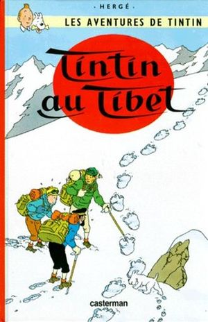 Les aventures de Tintin. Tintin au Tibet / vol. 20 / pd.