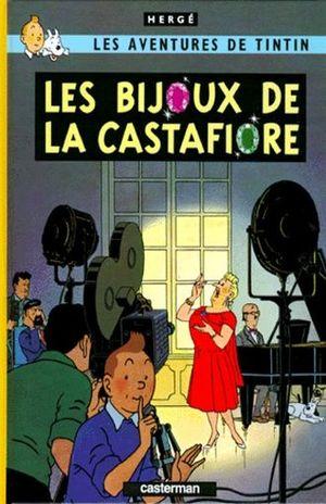 Les aventures de Tintin. Les bijoux de la castafiore / Vol. 21 / pd.