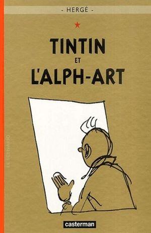 Les aventures de Tintin. Tintin et l'alph art / vol. 24 / pd.