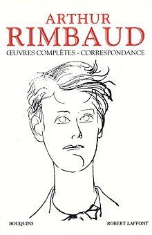 OEUVRES COMPLETES / CORRESPONDANCE / ARTHUR RIMBAUD