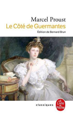 LE COTE DE GUERMANTES / 6 ED.