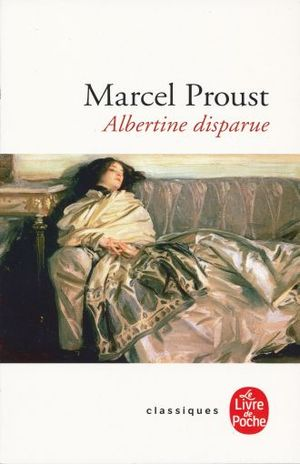 ALBERTINE DISPARUE / 4 ED.