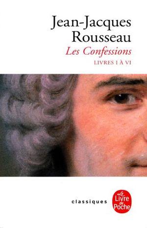 LES CONFESSIONS. LIVRES I A VI / 7 ED.