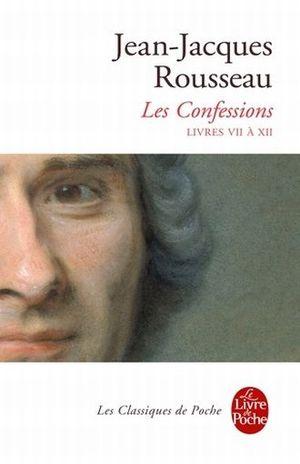 LES CONFESSIONS. LIVRES VII A XII