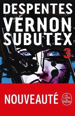 VERNON SUBUTEX / TOMO 3 / 4 ED.
