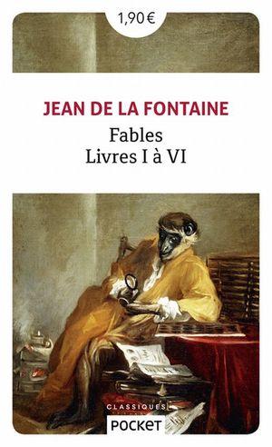 FABLES LIVRES I A VI (POCKET)