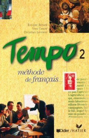 TEMPO 2 METHODE DE FRANCAIS