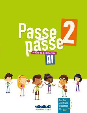 PASSE PASSE NIV 2 LIVRE