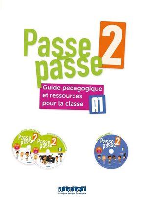 Passe-Passe 2 GP + DVDRom