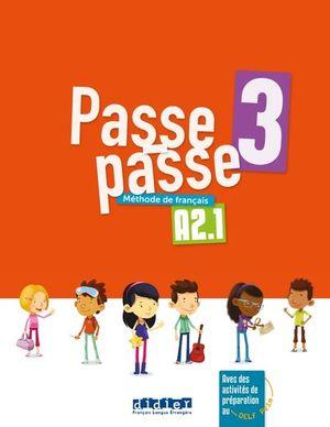 Passe-Passe 3 Livre élève