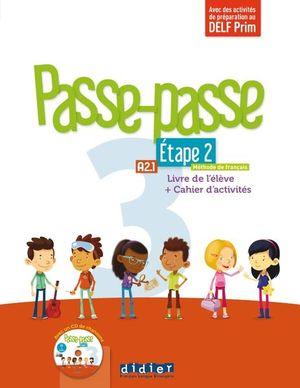 Passe-Passe 3 B Tt en un Etape 2