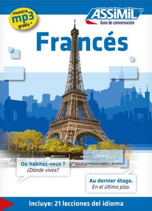 FRANCES. GUIA DE COVERSACION (DE BOLSILLO)