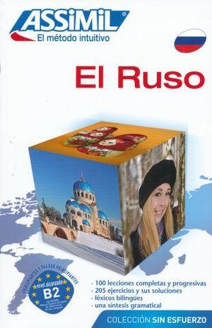 RUSO, EL. PRINCIPIANTES Y FALSOS PRINCIPIANTES B2. ASSIMIL EL METODO INTUITIVO