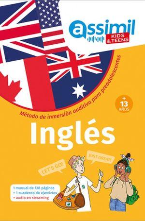 Inglés. Método de inmersión auditiva para preadolescentes (+13 años)