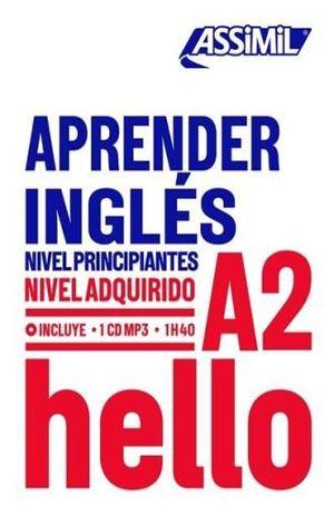 APRENDER INGLES. NIVEL PRINCIPIANTES (INCLUYE CD)
