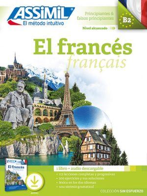 Paquete El francés. Libro + audio descargable (Principiantes y falsos principiantes. B2)
