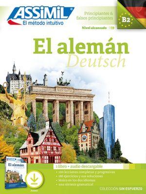 Paquete El alemán. Libro + audio descargable (Principiantes y falsos principiantes. B2)