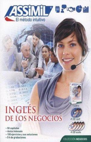 SUPERPACK INGLES DE LOS NEGOCIOS (INCLUYE LIBRO + MP3 + CD)