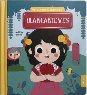 Blanca Nieves. Mis cuentos animados / pd.