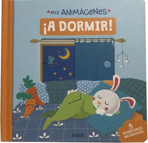 Mis animágenes ¡A dormir! / pd.
