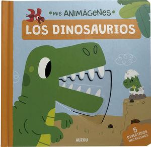 Mis animágenes. Los dinosaurios / pd.
