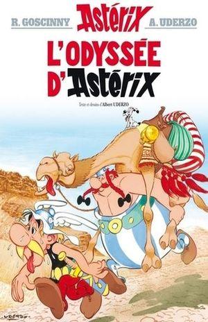 Asterix. L' odyssee d' Asterix / vol. 26 / pd.