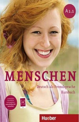 MENSCHEN A1.1 DEUTSCH ALS FREMDSPRACHE / KURSBUCH