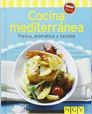 Cocina mediterránea / pd.
