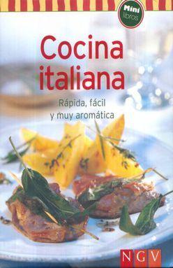 COCINA ITALIANA / PD.