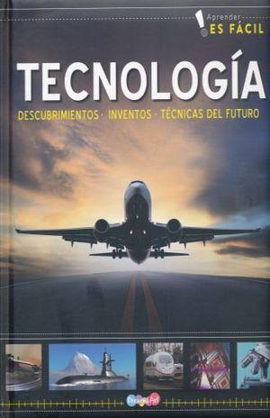 TECNOLOGIA. DESCUBRIMIENTOS INVENTOS TECNICAS DEL FUTURO / PD.