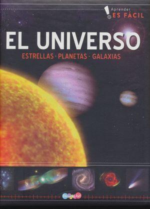 APRENDER ES FACIL. EL UNIVERSO / PD.