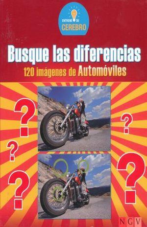 BUSQUE LAS DIFERENCIAS. 120 IMAGENES DE AUTOMOVILES