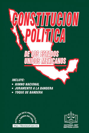 Constitución Política de los Estados Unidos Mexicanos 2021 / 45 ed.