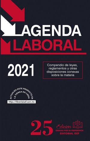 Agenda Laboral 2021 / 32 ed.