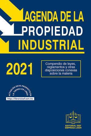 Agenda de la Propiedad Industrial 2021 / 23 ed.