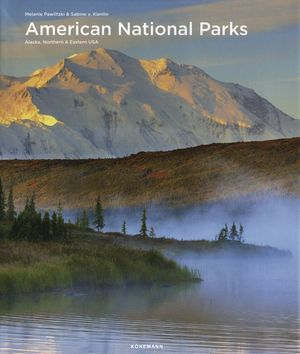 AMERICAN NATIONAL PARK. ALASKA,NOTHERN & EASTERN USA / VOL. 1 / PD.