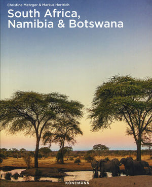 South Africa, Namibia & Botswana / pd.