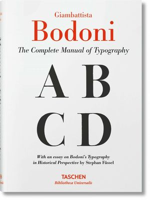 COMPLETE MANUAL OF TYPOGRAPHY, THE / PD.